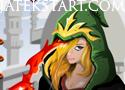 Archer Laura nyilazós lövöldözős játék
