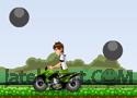 Ben 10 ATV Escape Játékok