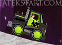 Ben 10 Truck Rival verenyes játékok