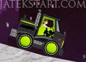 Ben 10 Truck Rival verenyes játékok