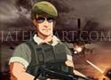 Brave Soldier lődd ki az ellenséges katonákat
