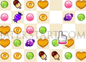 Candy Puzzle cserélgetős játékok