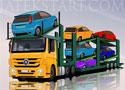 Car Carrier Trailer 3 autósszállítós játékok