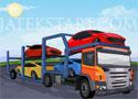 Car Carrier Trailer 2 szállíts autókat és pénzt ebben az autós játékban