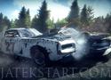 Car Wrecker rombolj és parkolj