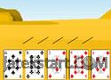 Kártyavár építő játék