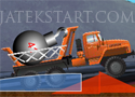 Cargo Truck Time Challenge szállítsd el a bombát