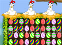 Chicken Egg Match zuhatagos tojásos játékok