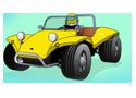 Coaster Racer 3 nyerd meg a versenyt a játékban