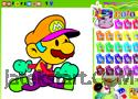 Coloring Mario játékok
