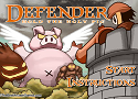 Defender Hold The Holy Pig