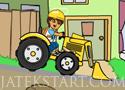 Diego Tractor traktoros ügyességi