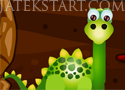Dino Break Away juss ki a dinóval
