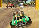 Dirt Buggy 3D autóverseny a sivatagban