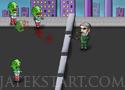 Downtown Zombies védd meg a várost a zombiktól