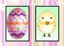 Easter Memory memória játékok