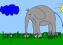 Elephant Paint játék