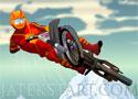 Extreme Moto Stunts repülj a levegőben motorral