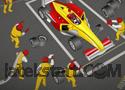 F1 Pitstop Challenge Játék