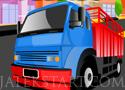 Factory Truck Parking parkolj le a kamionnal