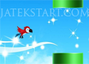 Floppy Parrot juss túl a papagájjal a csapdákon