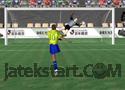 Penalty kick tournament football játékok