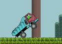 Frog Truck békás szállítós játék