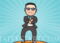 Gangnam Style Dance nyomd le a megfelelő nyilakat