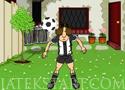 Garden Soccerball 2013 focis ügyességi játék