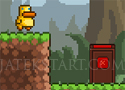 Gravity Duck 3 mászkálós játék kacsával