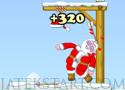 Gibbets Santa in trouble mentsd meg a Télapót