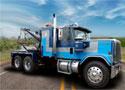 Heavy Tow Truck 3 kamion vezetős