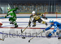 Hockey Face-Off játék