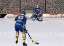 Hockey Shootout hokis játékok