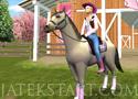 Horse Eventing 3D lovas játék