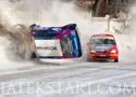 Ice Racing Unity 3D autóverseny a csúszos úton
