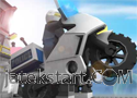 Lego Police Game játék