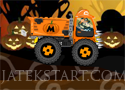 Mario Halloween Truck játékok