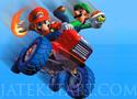 Mario Tractor Race verseny Márióval és traktorokkal