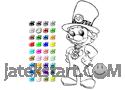 Coloring Mario játék