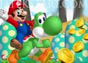 Mario And Yoshi Dash szedd össze az érméket