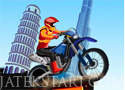 Max Moto Ride 2 motoros ügyességi játékok