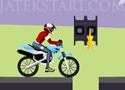 Max Moto Ride motor ügyességi játék