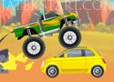 Mega Truck Crusher autós játékok