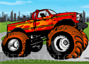 Monster Truck Racing autóversenyes játékok