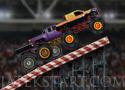 Monster Truck Warriors nyerd meg a versenyt
