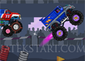 Monsters Wheels terepjárós versenyzős játékok