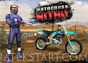 Motocross Nitro motorversenyzős és motoros akrobatika játék