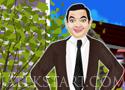 Mr Bean Öltöztetős játékok