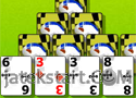 MotoRace Solitaire játék